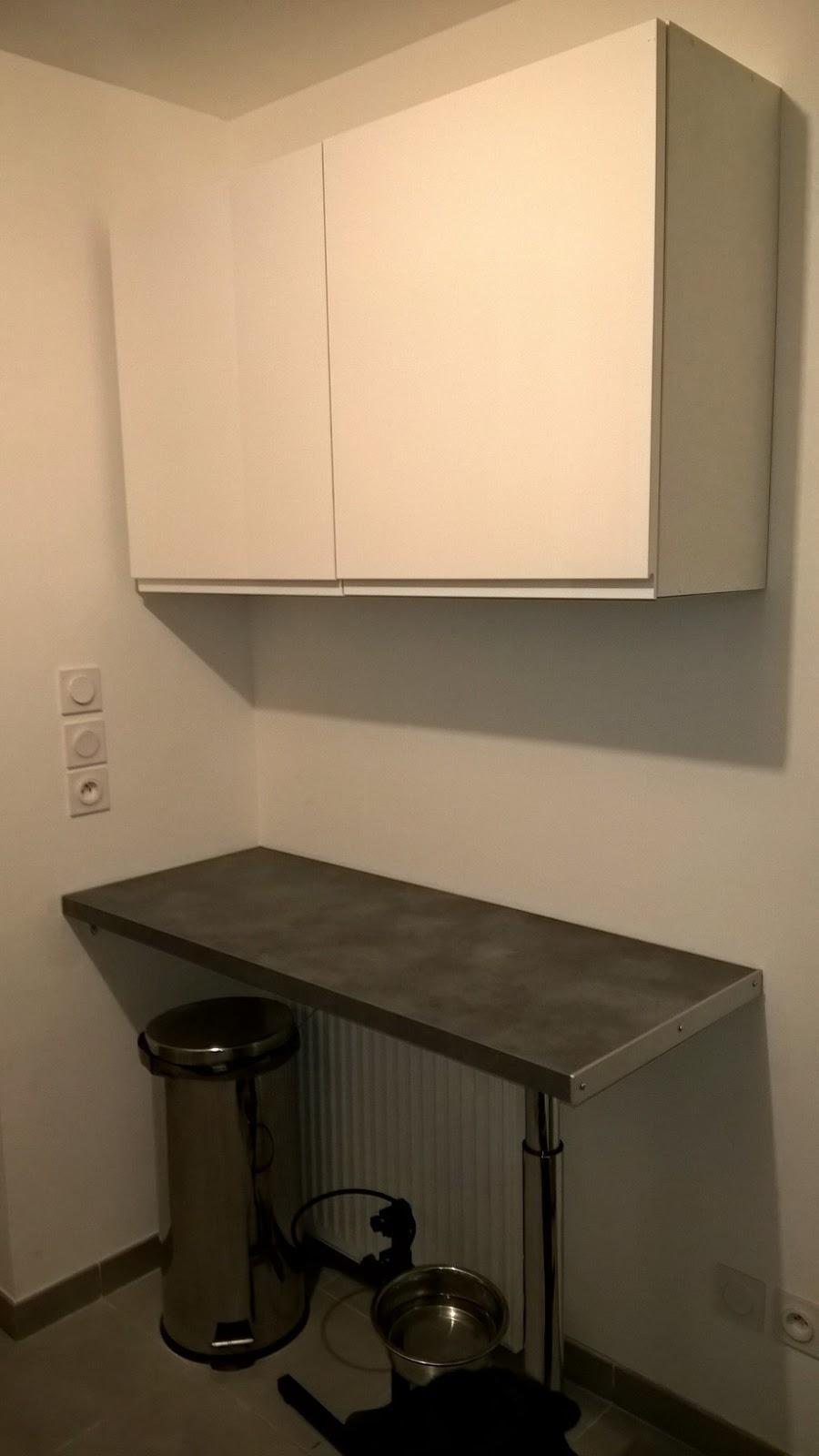 meubles raccordement plomberie