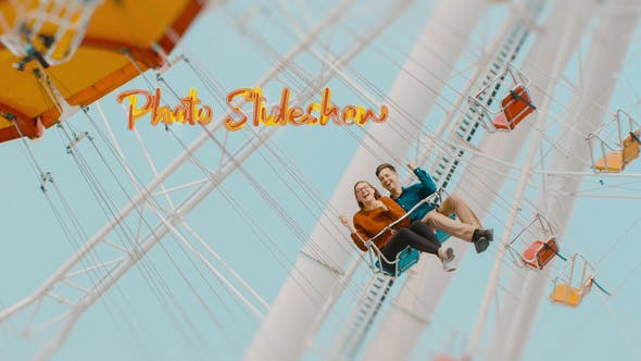 Videohive - Lovely Photo Slideshow | Free after effects templates