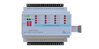multi-channel wireless input or output module