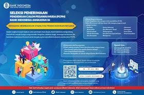 Lowongan Kerja BUMN Juli 2021 di PT Bank Indonesia (BI)