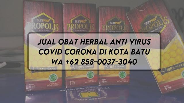 Jual Obat Herbal Anti Virus Covid Corona di Kota Batu