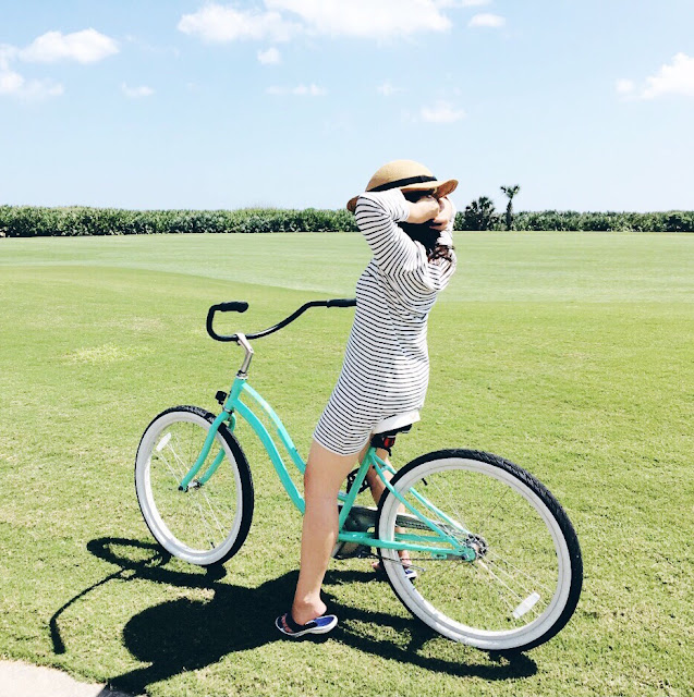 Cycling & Reflections On Florida