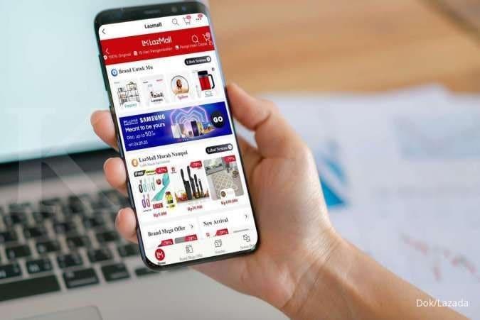 Review Belanja di Lazada Sebagai Pengguna Baru