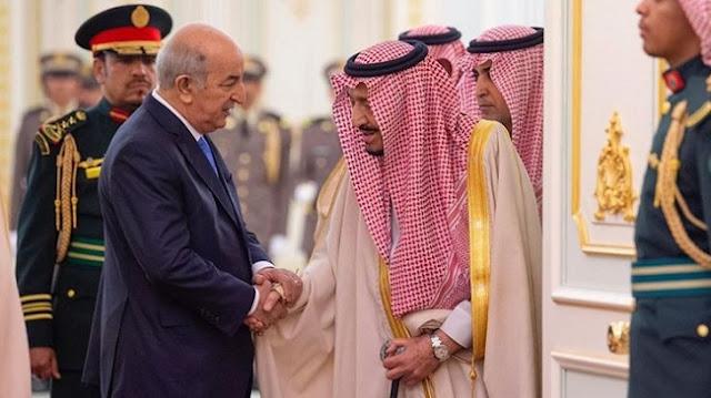 الجزائر: زيارة وزير الخارجية السعودي لم تتناول وساطة لإنهاء الخلاف مع المغرب