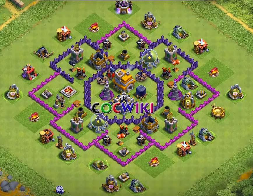 good th7 farming base