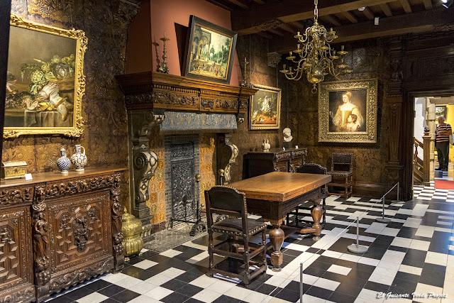 Casa de Rubens (habitación) - Amberes por El Guisante Verde Project