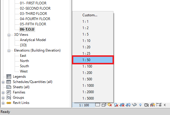 Revit® Structures - Create a View Template with Architectural