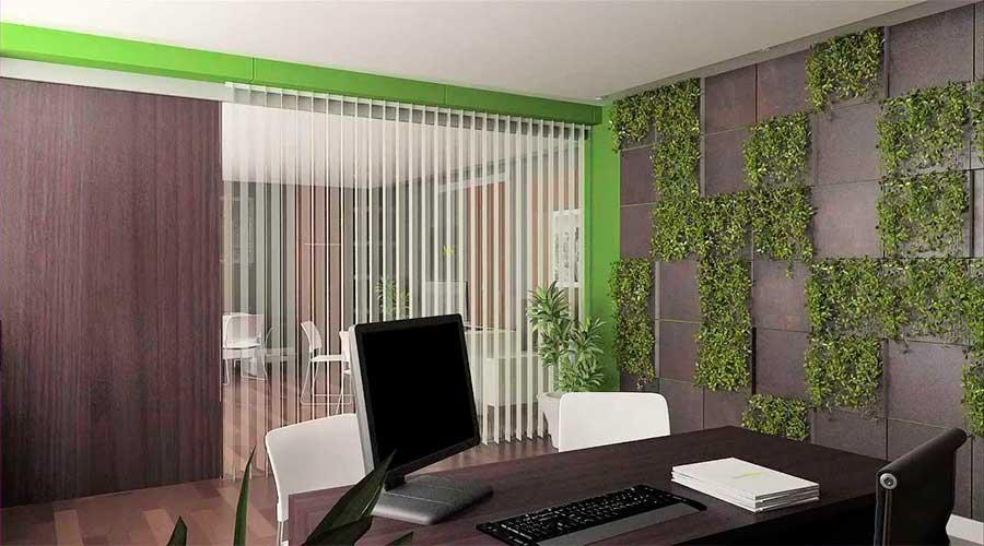 Ibercons arquitectura dise o paneles decorativos for Paneles de pvc para paredes