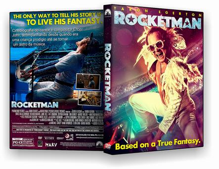 DVD - Rocketman - ISO