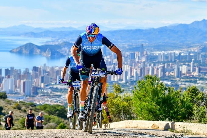 Ferreira y Becking ganan la contrarreloj de la 2ª etapa de la Costa Blanca Bike Race 2020