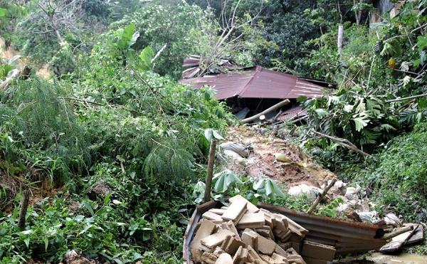 Tanah Longsor, Wawako Batam: Rumah yang Rusak Perlu Juga Bantuan