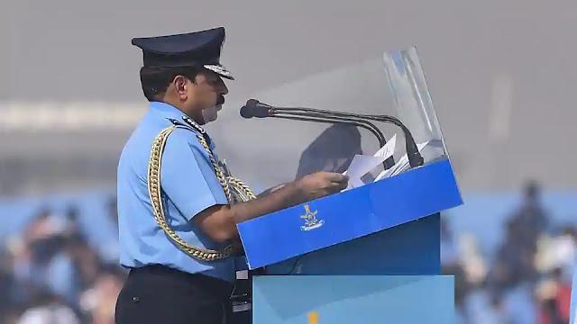 Air Chief RKS bhadauriya