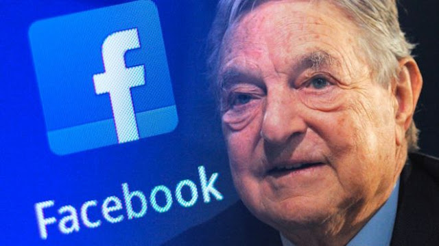 18 από τα 20 μέλη της επιτροπής λογοκρισίας του Facebook έχουν δεσμούς με τον George Soros