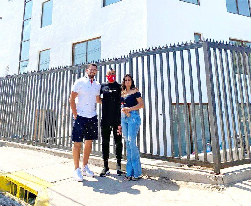 Ámbar Vidal cuenta detalles de los negocios que tiene con su hermano
