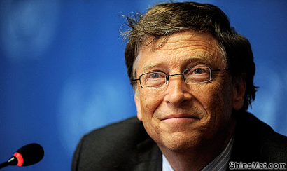 Richest People Bill Gates