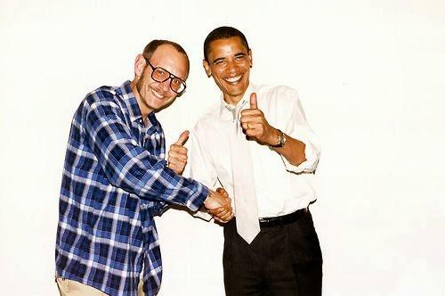 Terry Richardson Obama fotos