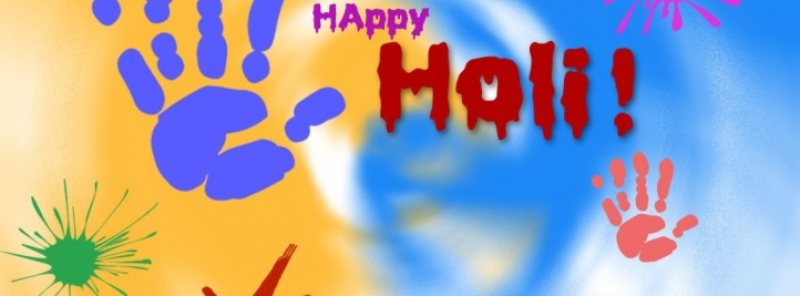 Happy Holi Cover Photos