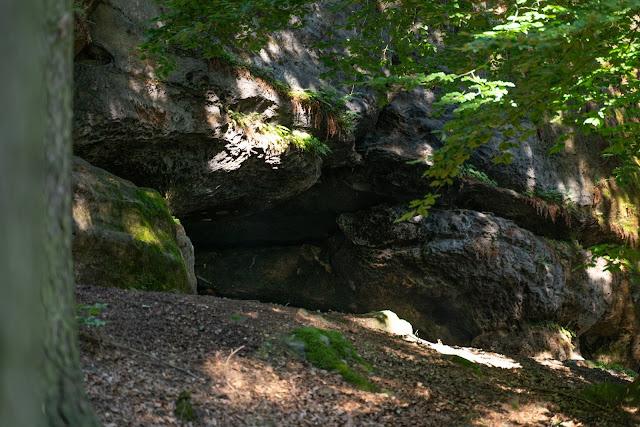 Malerweg Etappe 7 | Von Kurort Gohrisch bis Weißig | Wandern Sächsische Schweiz | Pfaffenstein – Festung Königstein 20