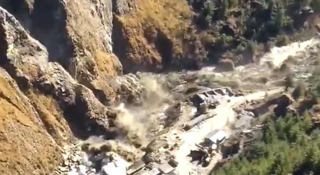 Uttarakhand Floods LIVE Updates: 150 Missing, 3 Bodies Recovered as Nandadevi Glacier Break in Chamoli's Joshimath Triggers Flash Flood