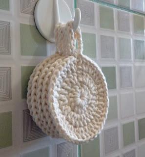 Discos de crochê limpeza facial algodão orgânico vestimentarte
