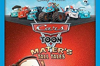 Cars Toons Mater's Tall Tales 2010 Hindi Dual Audio 480p 100mb