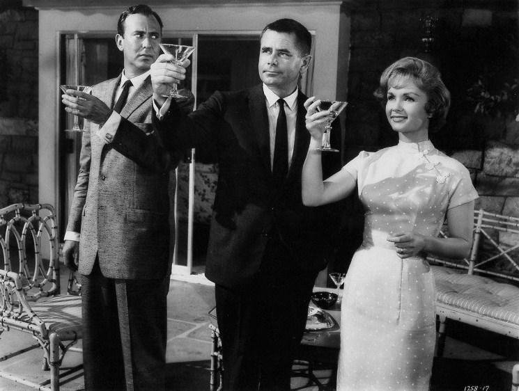 Back to Golden Days: Film Friday: The Gazebo (1959)