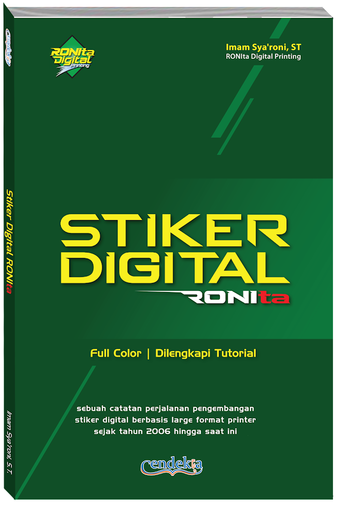 Stiker Digital RONIta