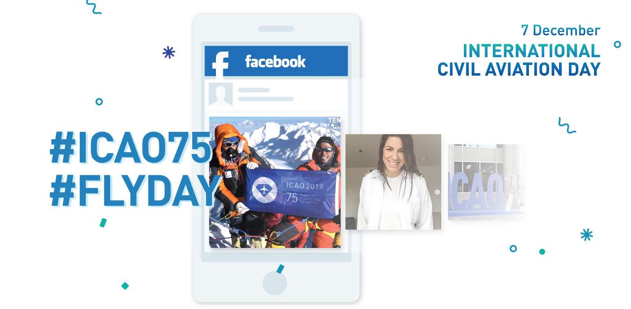International Civil Aviation Day Wishes For Facebook