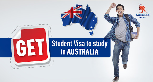Get Student Visa to Study in Australia