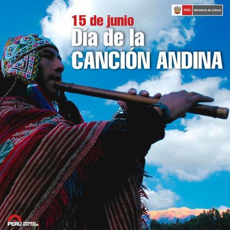 dia de la cancion andina