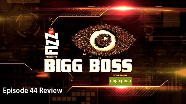 Bigg Boss 11  2017 Episode 44 Review Live updates: Shilpa Shinde plays a un prank on everyone