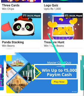 Win up to 5,000 Paytm cash through paytm,earn 5000 rupees,Win up to 5,000 Paytm cash through paytm