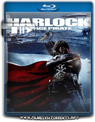 Capitão Harlock: Pirata do Espaço Torrent