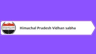 Himachal Pradesh Vidhan Sabha