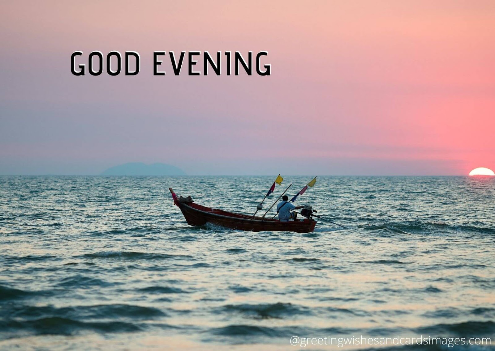 Good Evening 2020 Greeting Wishes