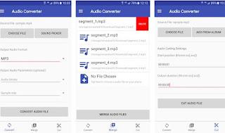 App Audio Converter