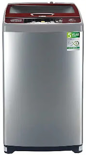 Haier 6.5 Kg Fully Automatic Top Loading Washing Machine (HMW65-707NZP)