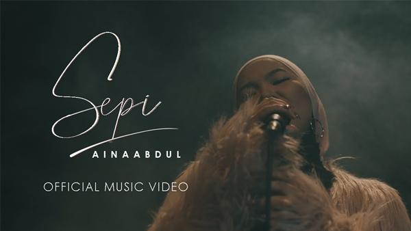 Lirik Lagu Sepi - Aina Abdul