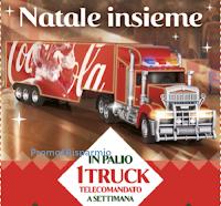 Concorso Coca-Cola : vinci un Camion telecomandato a settimana