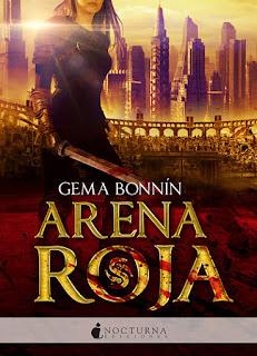 Arena roja 1