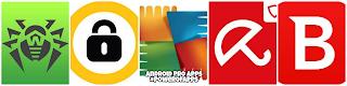 AVG - Avira - Norton - DrWeb - Bitdefender