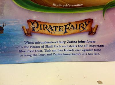 Resensi Pirate Fairy Peri Perompak
