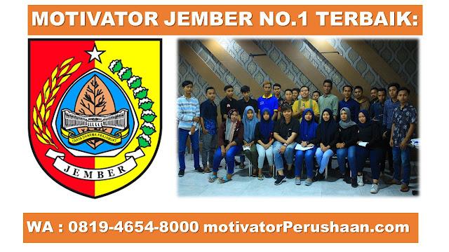 motivator jember, motivator jember no.1, motivator jember terbaik, motivator di jember, training motivasi jember,