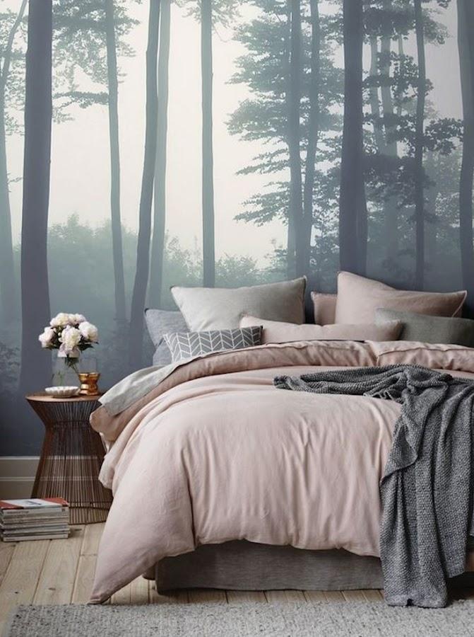 El dormitorio debe ser tu oasis personal