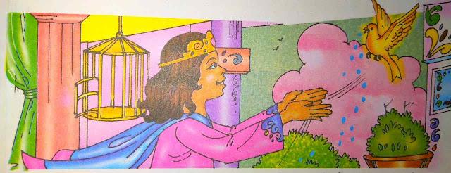सुनहरी चिड़िया Hindi Interesting Stories