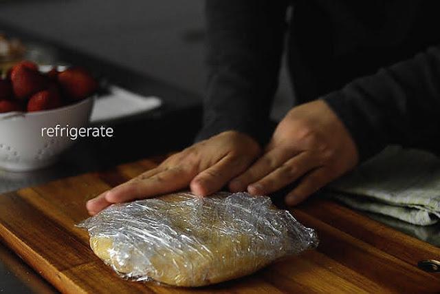 refrigerate dough