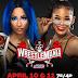 Dream Match entre Bianca Belair e Sasha Banks será realizada na Wrestlemania