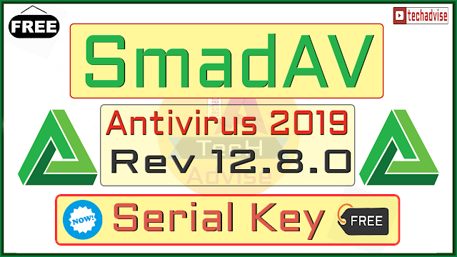 SmadAV Antivirus 2019 rev 12.8.0 Serial key crack full version Free Download. SmadAV 2019 licence key is a latest update full version best antivirus software for your PC. Now I will give you an anti-virus based on Indonesian State Name SmadAV Pro 12.8 Full Version.