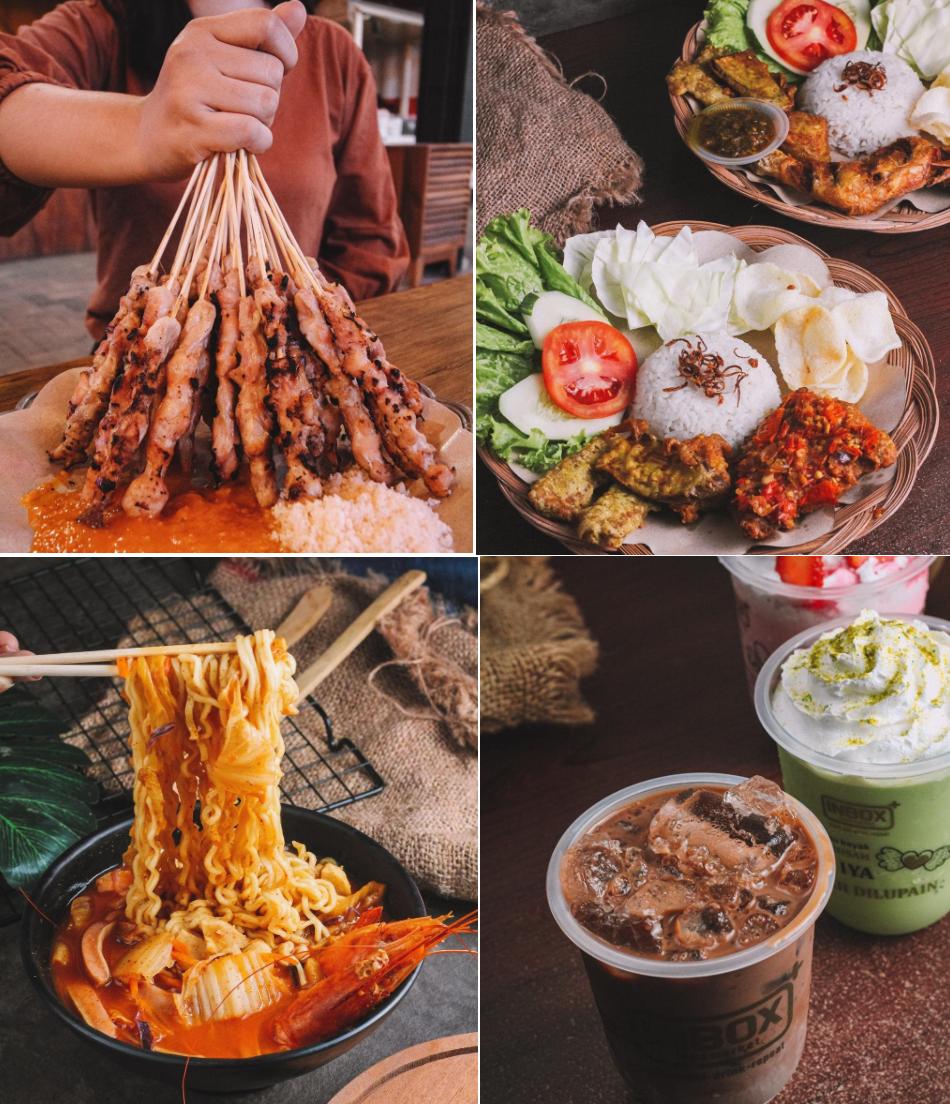 Inbox Food Market Medan