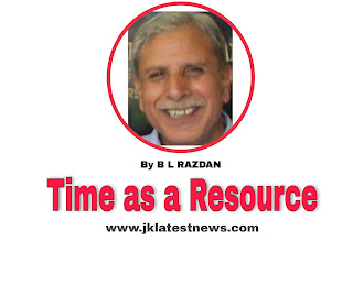Time as a resource